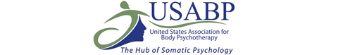 united states association of body psychotherapy logo; trauma healing